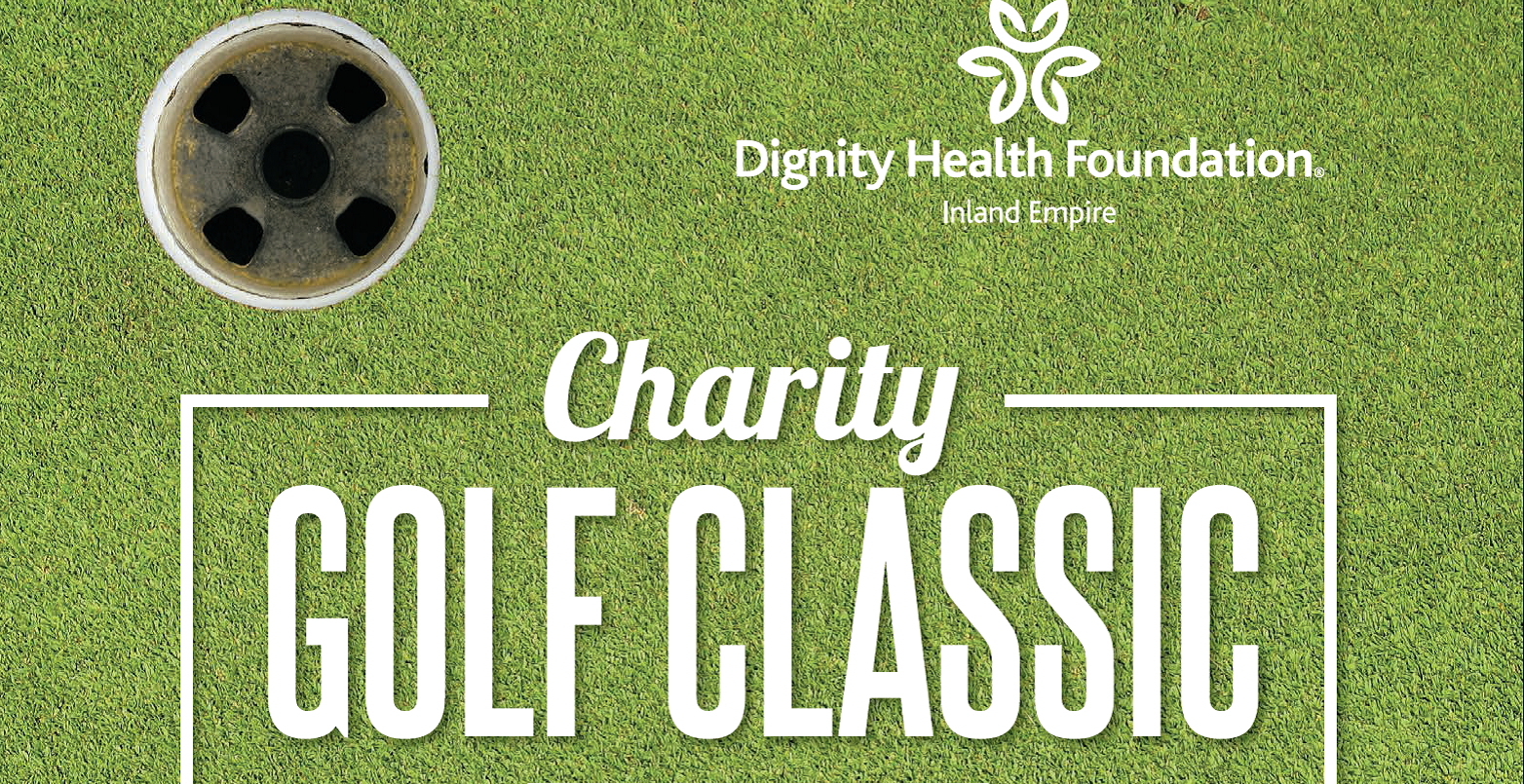Charity Golf Classic Banner Monday, June 22, 2020