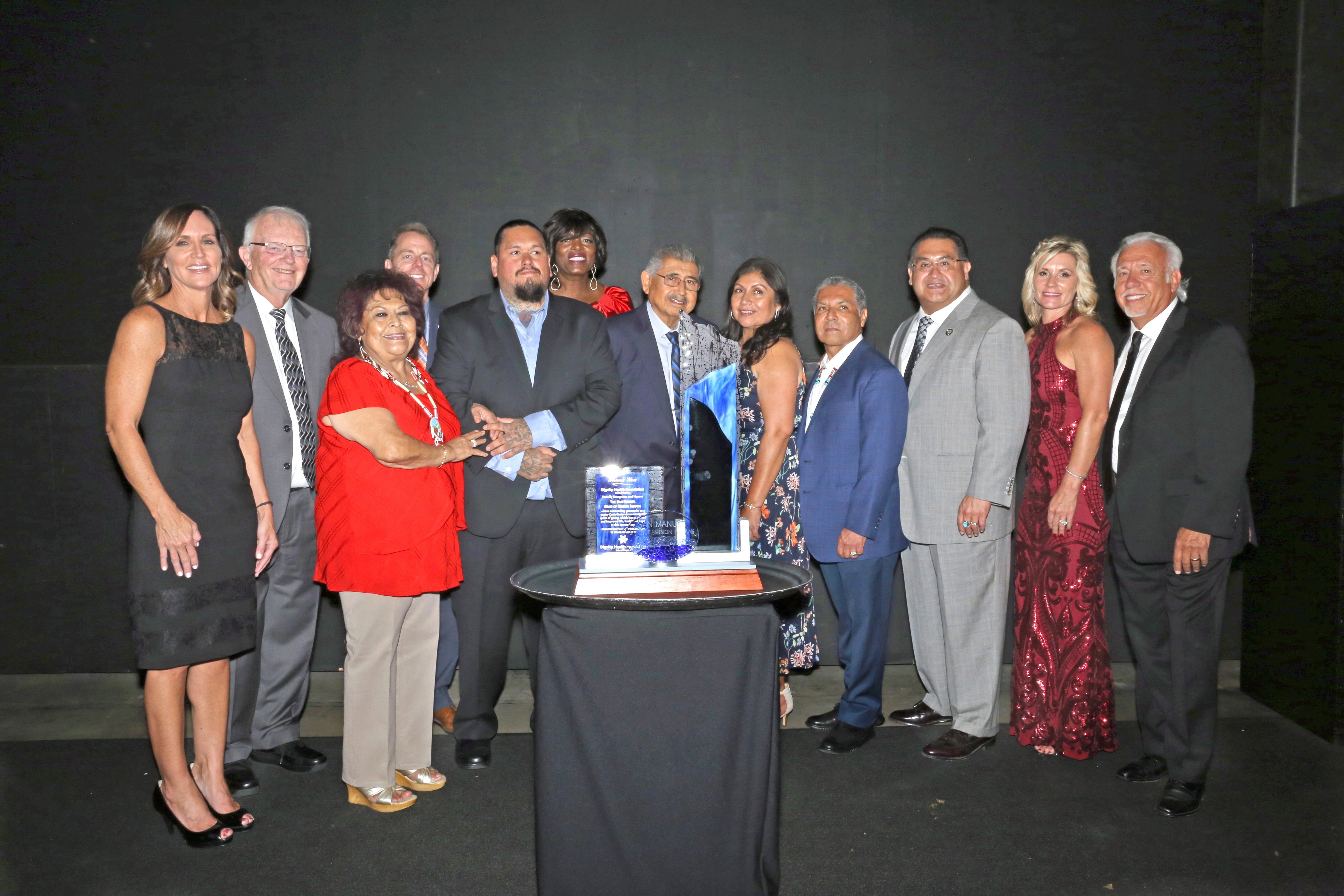 GAT 2019 San Manuel Award